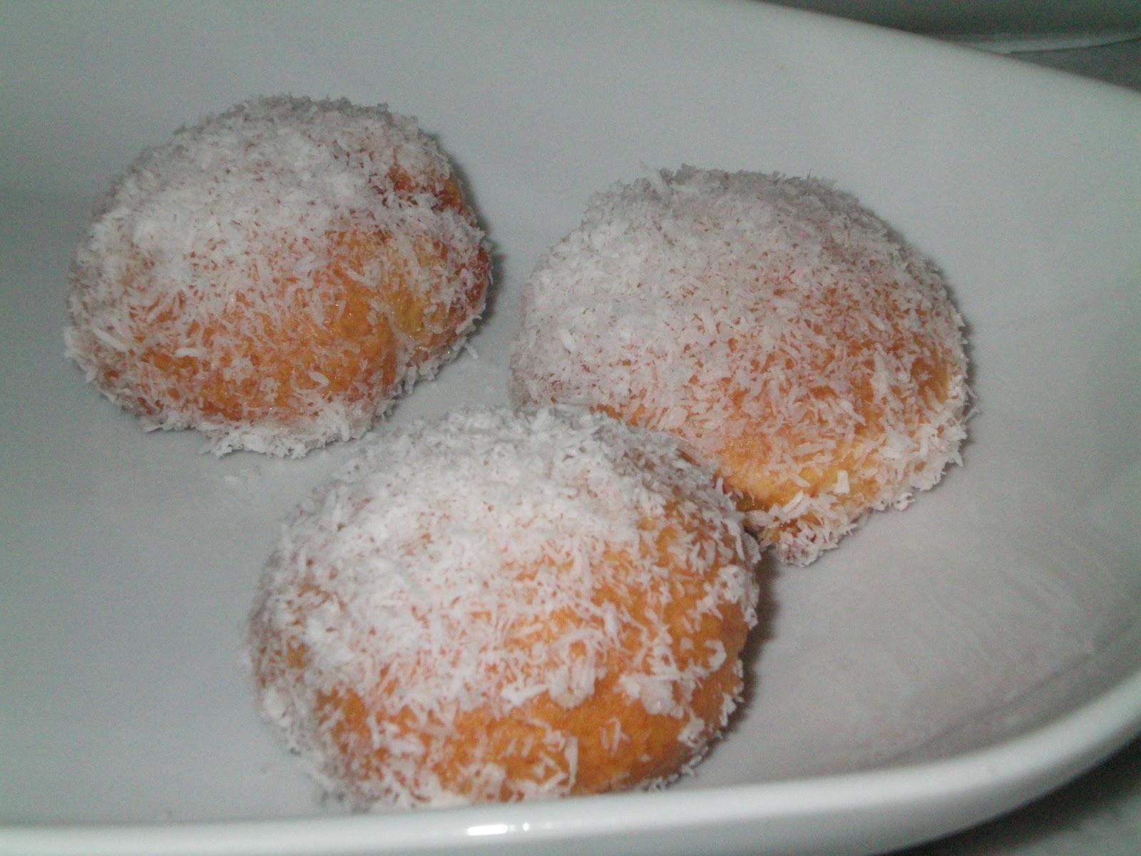 Portakallı şerbetli kurabiye tarifi