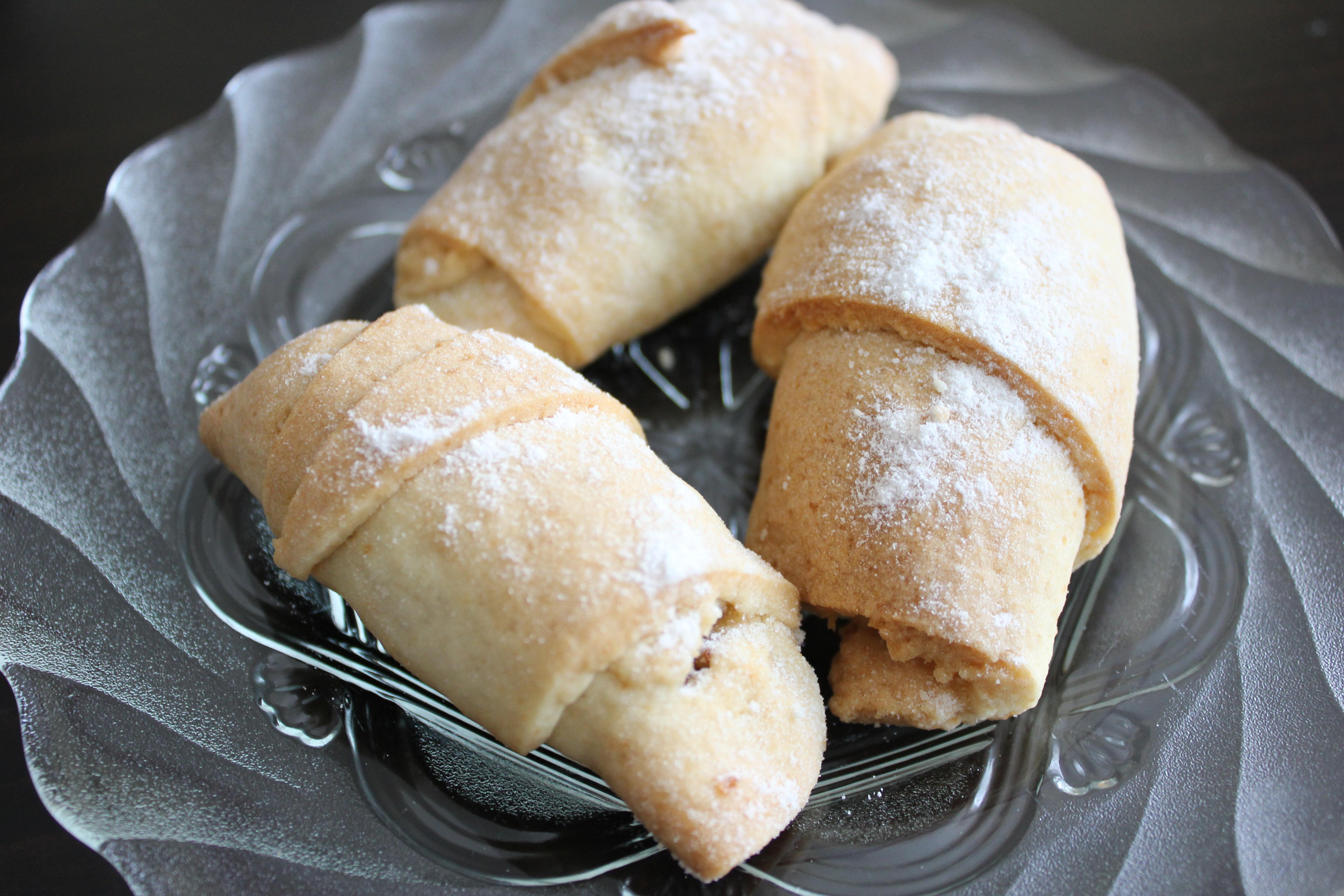 Elmalı kurabiye iç harcı