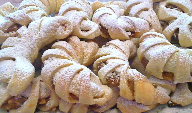 Elmalı kurabiye kolay tarifi